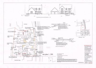 2 plots at freiston church road