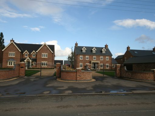 Freiston, Church Road