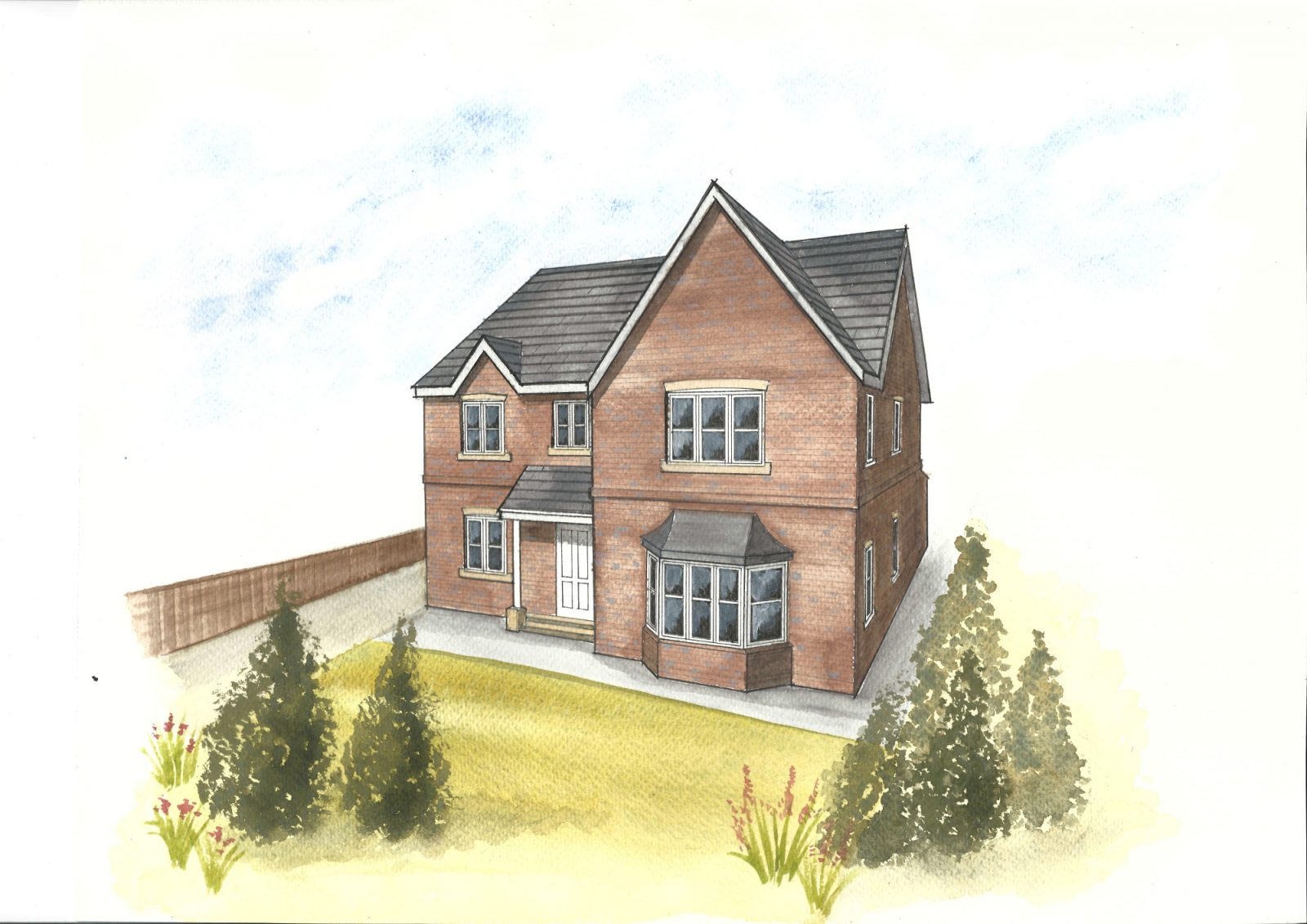 plot 4 artists impression