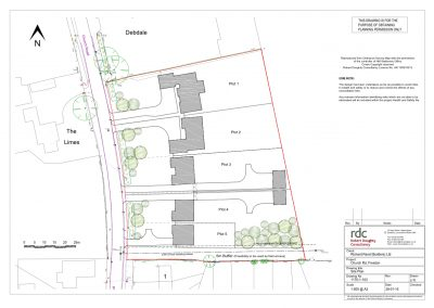 site plan church road freiston