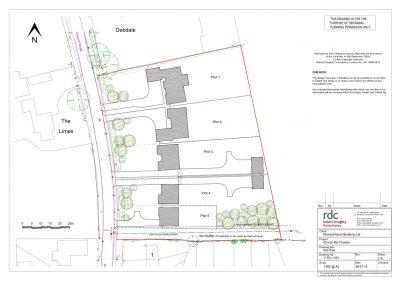 site plan church road freiston