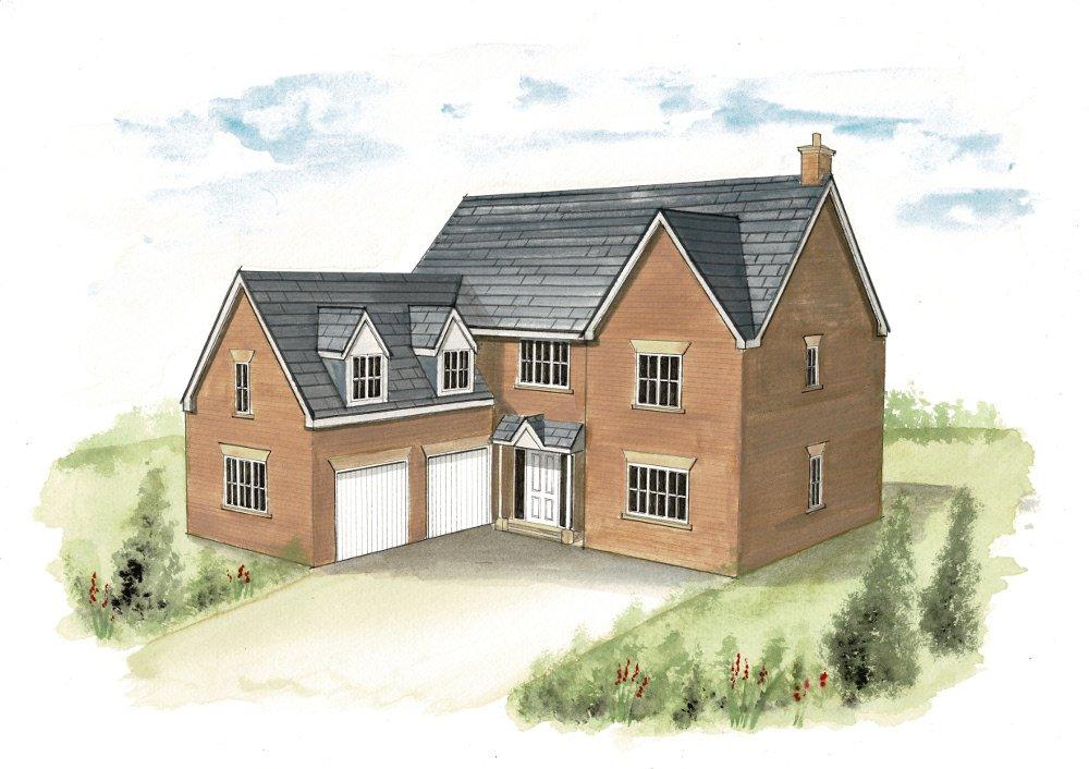 House Type 9. Artist's impression_06122019