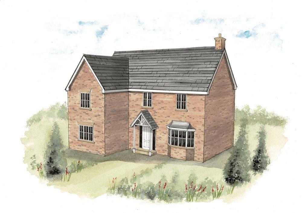 House Type. Seven. Artist's impression_03122019
