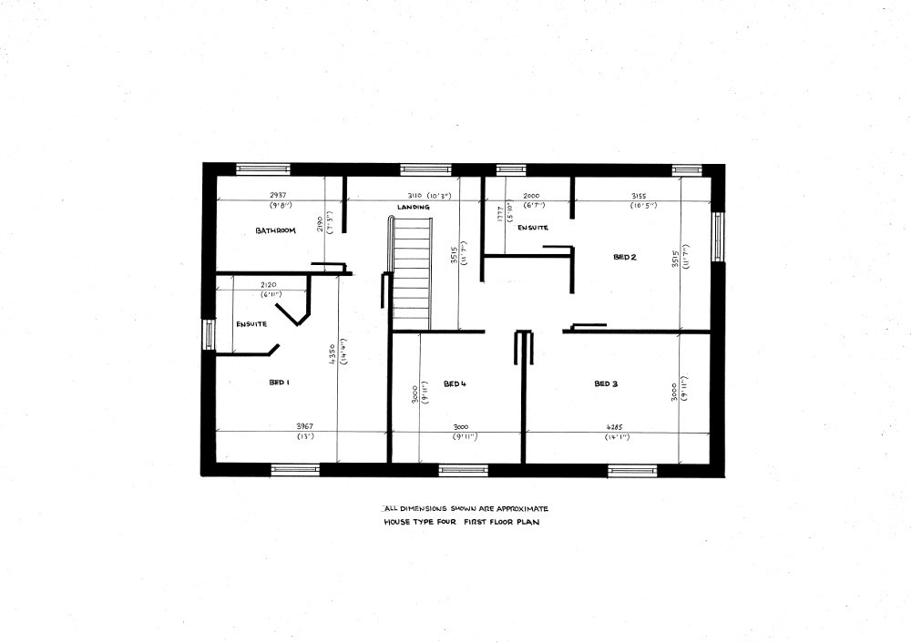 House type four. First floor plan._18092019